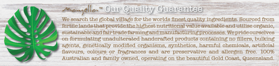 Our Quality Guarantee 1