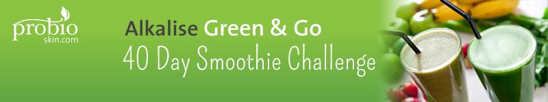 Alkalise Green & Go 40 Day Challenge