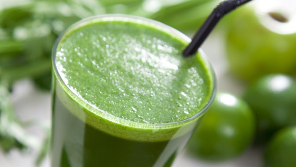 alkalise green & go 40 green smoothie challenge