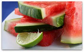 Watermelon – Alkalise Green and Go smoothie ingredients