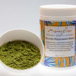 Mayella Nourish Formulated Blend Organic Vegan