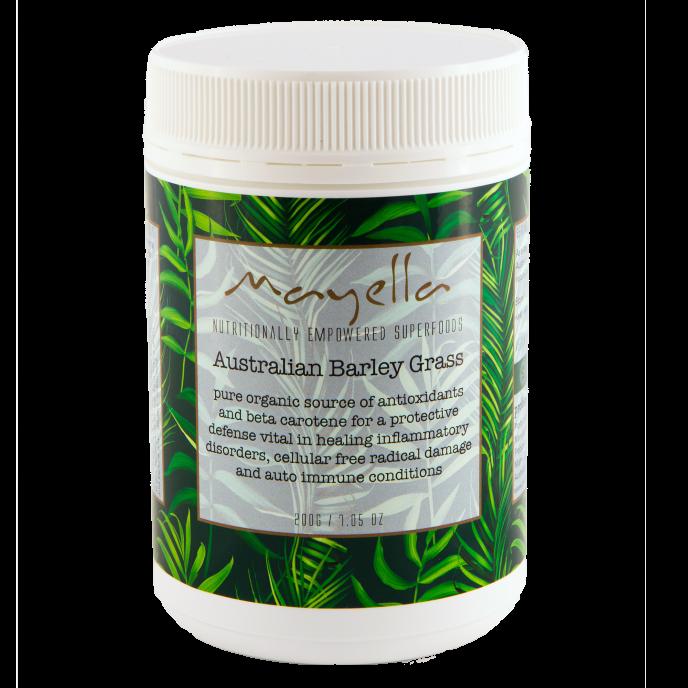 Mayella Australian Barley Grass Organic Vegan
