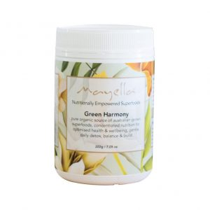 Mayella Green Harmony Nutritional Blend organic grown and made in Australia