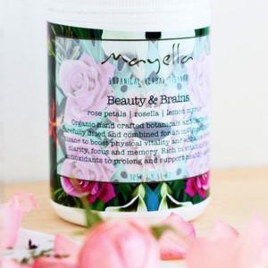 Mayella Beauty & Brains Tisane Organic Vegan Herbal Tea