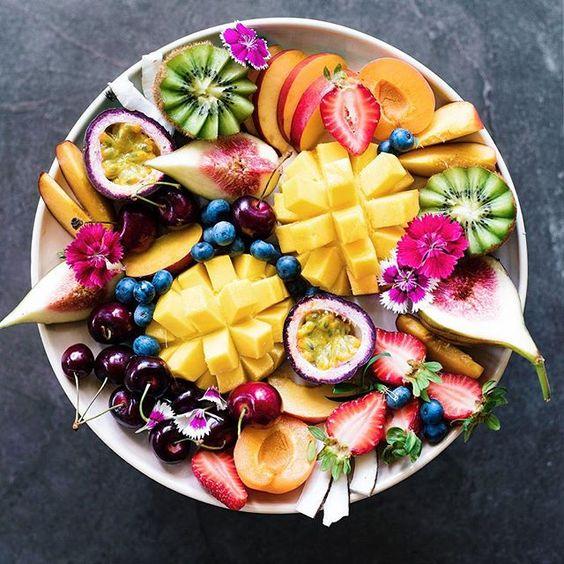 Fruit Bowl - Skin Health Part 5 - Diet - Blog Post by Probioskin