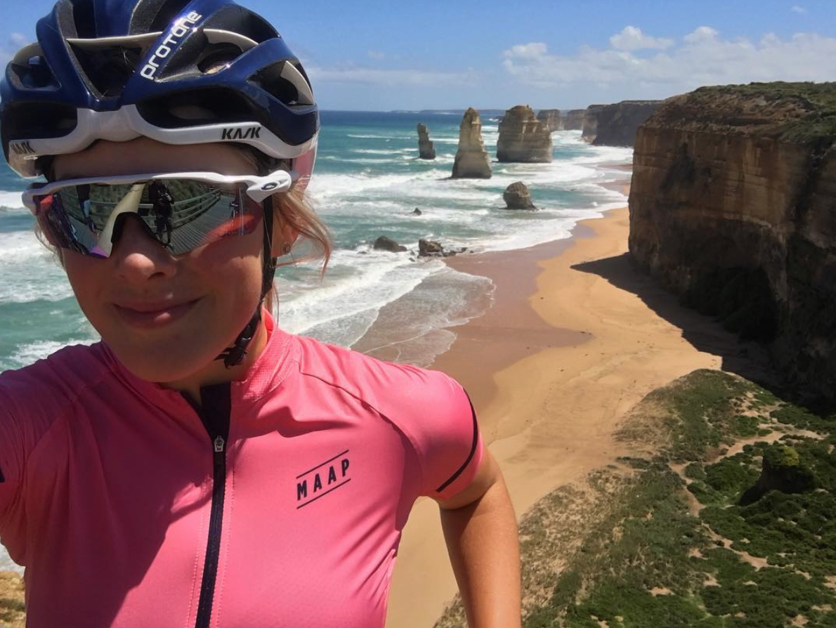 5 Minutes with ..... Macey Stewart - Blog Post by Probioskin