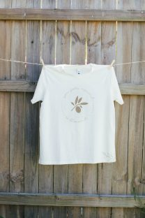 Mayella Living Nourish to Flourish eco cotton Tee